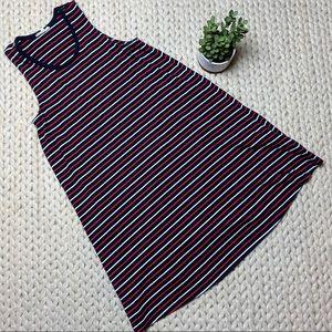 Dresses & Skirts - EUC Madewell Highpoint Tank Dress Franklin Stripe